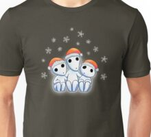 Tree Spirit Friends Christmas- Mononoke Unisex T-Shirt