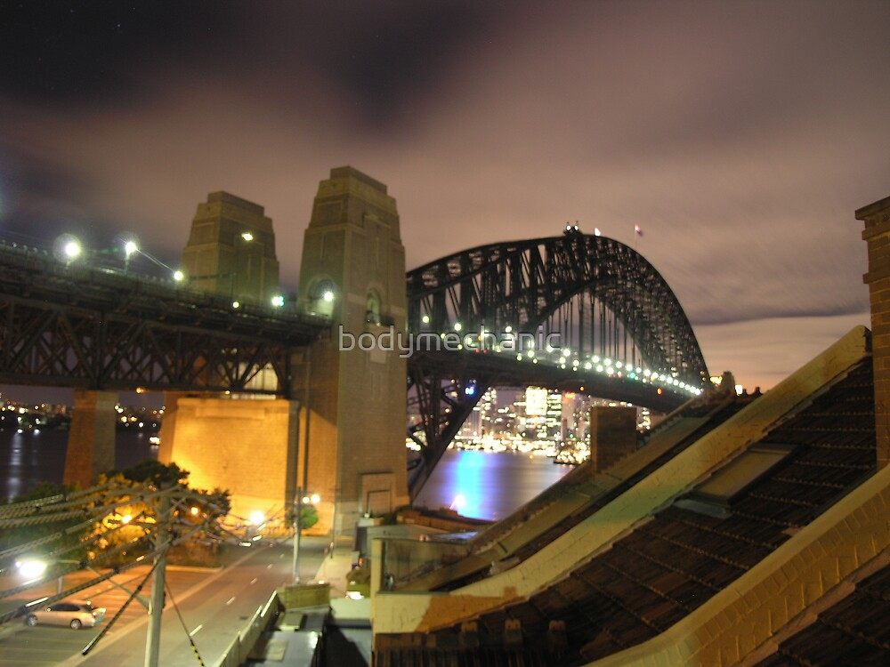 gallery 26 milsons point sydney- balcony view by bodymechanic