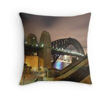 gallery 26 milsons point sydney- balcony view Throw Pillow
