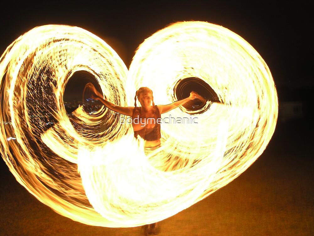 fireangel- part of a series by bodymechanic
