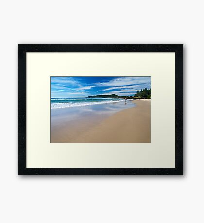 Byron Bay - New South Wales Framed Print
