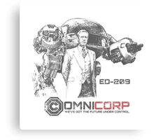 OMNICORP - Corporate sponsored apparel Canvas Print