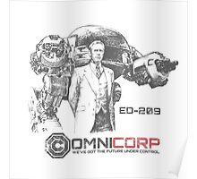 OMNICORP - Corporate sponsored apparel Poster