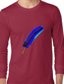 Blue kiss Long Sleeve T-Shirt