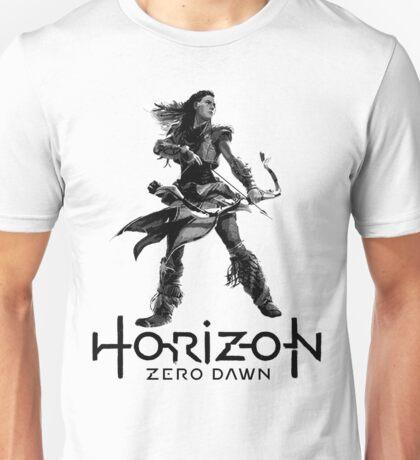 Aloy Horizon Zero Dawn Unisex T-Shirt
