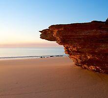 Dusk at Eco Beach - Western Australia by Renee Hubbard Fine Art Photography