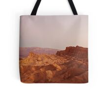 Death Valley at Sunrise Tote Bag