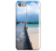 Jetty at Lancelin - Western Australia iPhone Case/Skin
