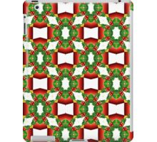 Holly Tree Tracery iPad Case/Skin