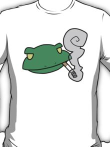 Smoking Frog T-Shirt