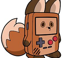 Game Boy Fox by 57MEDIA