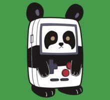 Game Boy Panda Kids Clothes