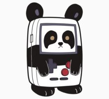 Game Boy Panda Kids Clothes