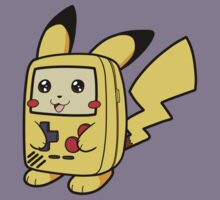 Game Boy Pikachu Kids Clothes