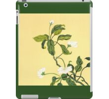 White Blossoms from Amphai iPad Case/Skin