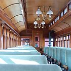 Old Passenger Train by rglehmann
