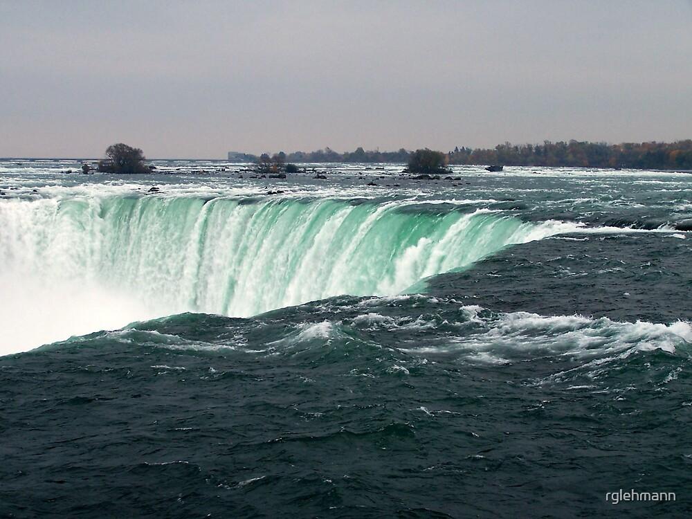 Powerful Niagara by rglehmann
