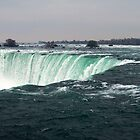 Powerful Niagara by rglehmann