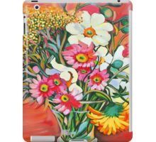 Summer Bouquet iPad Case/Skin