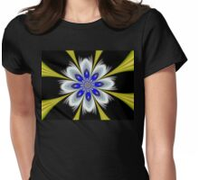Beautiful Rays Womens Fitted T-Shirt
