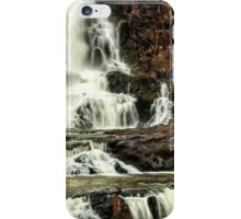 Iguaza Falls - in close iPhone Case/Skin
