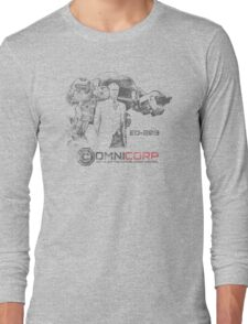 OMNICORP - Corporate sponsored apparel Long Sleeve T-Shirt