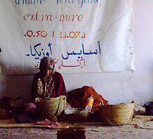 Argane oil makers by Carmelo morittu