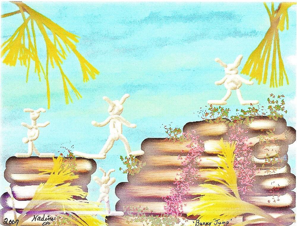 Bunny Jump by DeenieM