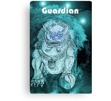 Foo Dog 2 Canvas Print