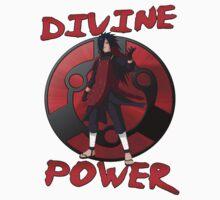 Madara Uchiha - Divine Power by Netsubu