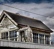 The Old Station House by mmrich