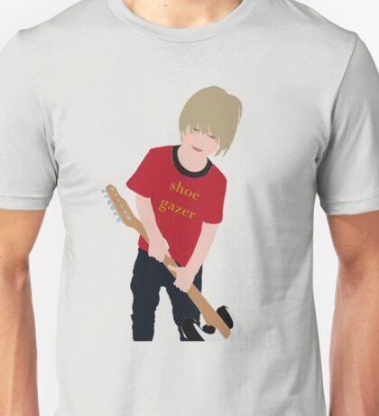 Shoe Gazer Unisex T-Shirt