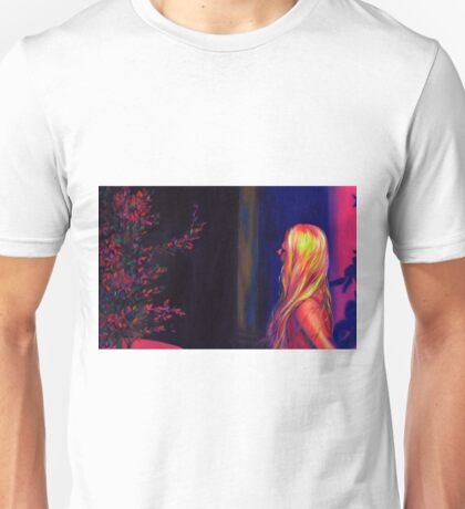 This is my dream, 50-80cm, 2017, oil on canvas Unisex T-Shirt