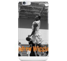 Andrew Wiggins dunk iPhone Case/Skin