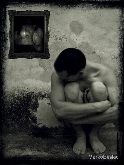 WISH YOU WERE HERE II by Marko Beslac