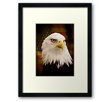 May Your Heart Soar Like An Eagle Framed Print