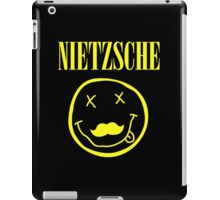 Nietzsche / Nirvana (Monsters of Grok) iPad Case/Skin
