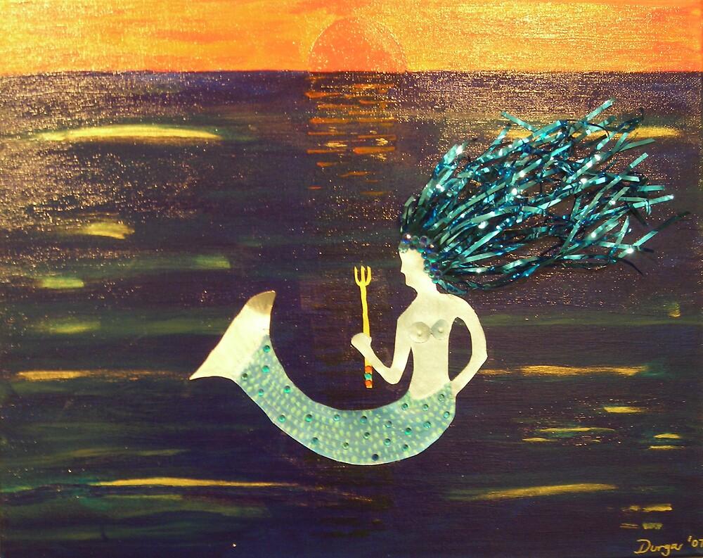 "La Reina Del Mar by Robin ""Durga"" Hoffman"