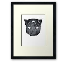 Transformers Autobots Framed Print