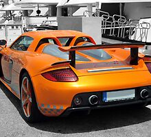 Porsche Carrera GT by Stephen  Smith