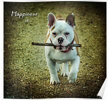 Happiness Is... Poster