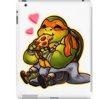 Chibi Michelangelo iPad Case/Skin