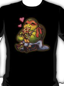 Chibi Michelangelo T-Shirt