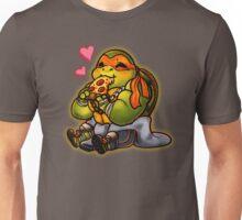 Chibi Michelangelo Unisex T-Shirt