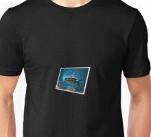 3D Shark Unisex T-Shirt
