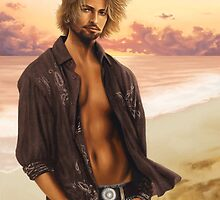 Josh Holloway by AmberDust