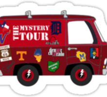 Mystery Tour Pearl Jam 2014 Sticker