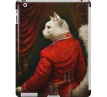 The Hermitage Court Chamber Herald Cat Edited version iPad Case/Skin