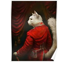 The Hermitage Court Chamber Herald Cat Edited version Poster