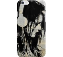 melodies solace iPhone Case/Skin